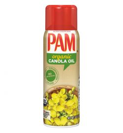 PAM cooking spray Organic Canola Oil 5oz