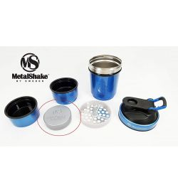 Metalshake Blue Pearl 600 ML