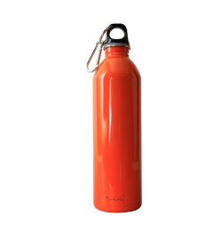600ml Stainless Steel Bottle Orange