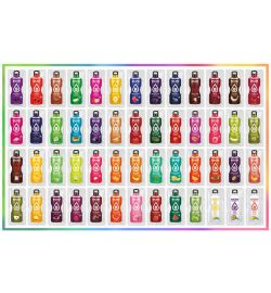 TOP 58 Flavours Assorted Pack 58 x 9 Gram