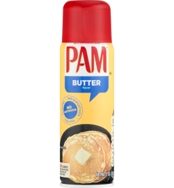 PAM Cooking spray Butter 5oz
