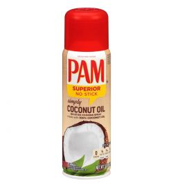 PAM Cooking Spray Coconut Oil 5oz