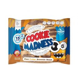 Madness Cookies 12x [2x50gr] Choc Fudge Brownie