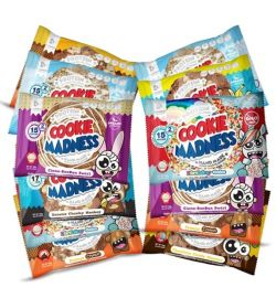 Madness Cookies 12x [2x50 gram] Mixed Flavours