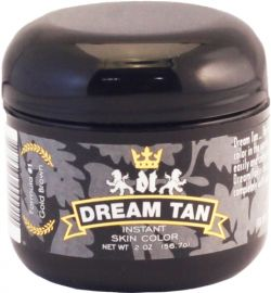 Dream tan formula #1 gold brown