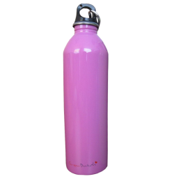 600ml Stainless Steel Bottle Pink