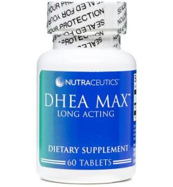 DHEA Max 25mg 60 Tablets
