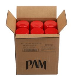 PAM Cooking spray Butter 17oz