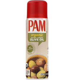 PAM Cooking Spray Organic Olive 5oz