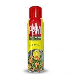 Pam cooking spray High Yield Canola 17oz - Original
