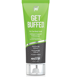 Get Buffed Pre-Tan Body Scrub 8.0oz