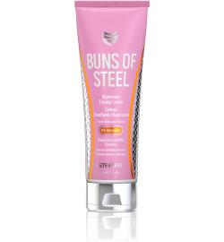 Buns of Steel Toning Cream 8 Fl. oz [237ml]