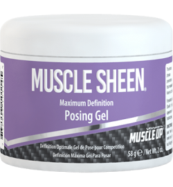 Muscle Sheen Maximum Definition Posing Gel 2.0oz [58g]