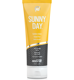 Sunny Day Golden Glow Self Tanning Lotion 8.0oz [237ml]