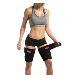 Sweet Sweat Thigh Trimmers Pink