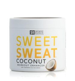 Sweet Sweat Coconut XL jar 380gr