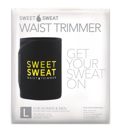 Waist Trimmer Yellow - L