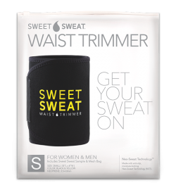 Waist Trimmer Yellow - S