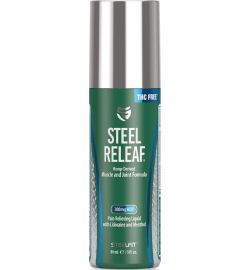 Steel Releaf- Hemp Derived Muscle & Joint Formula
