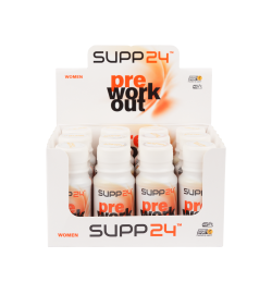 Pre-workout Women (12 X 60ML)