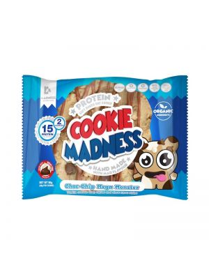 Madness Cookies 12x [2x50gr] ChocoChip Megamonster