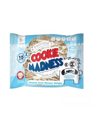 Madness Cookies 12x (2x50gr) Coconut Frost Monster